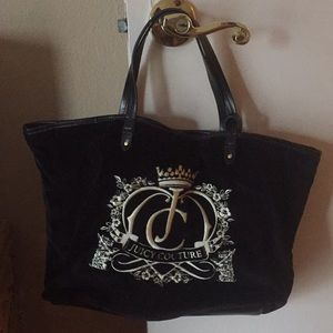 Authentic Juicy Couture Tote